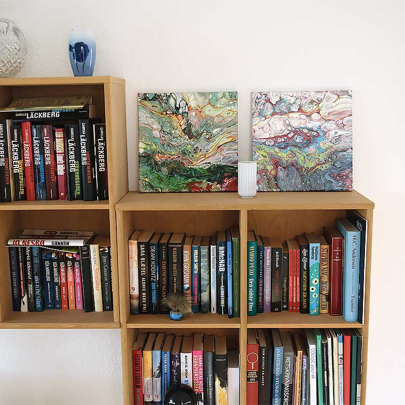Fordele ved at indrette med små malerier