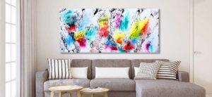Michael Lønfeldt bruger kun materialer i en høj kunstnerkvalitet