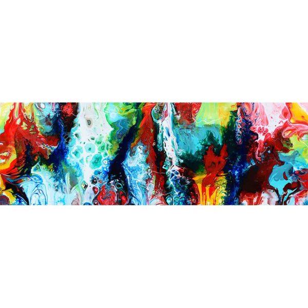 Malerier til salg i stærke farver - Brilliance II