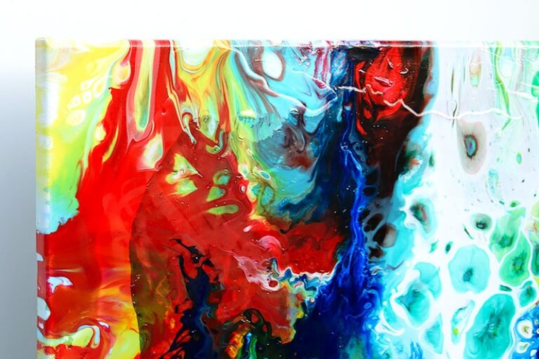 Malerier til salg galleri - Brilliance II