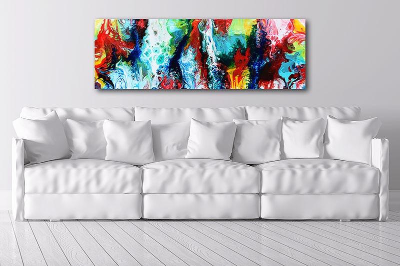 Malerier til salg til væggen - Brilliance II