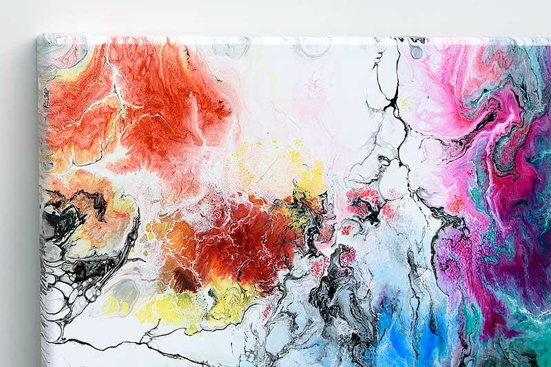 Abstrakte malerier til salg - Altitude IV
