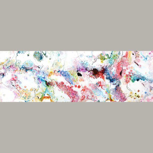 Flot kunst til væggen - Alleviate I