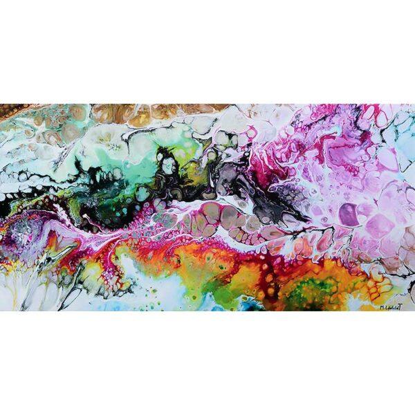 Kunsttryk til stuen - Fragments I