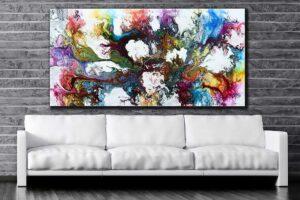 Malerier i farver - Interstellar I