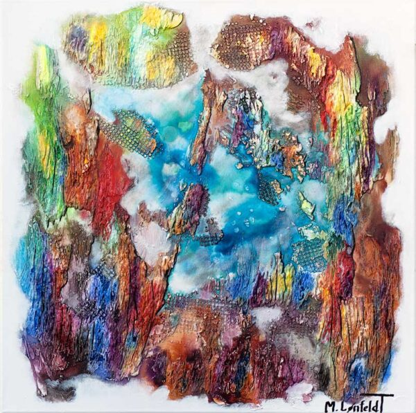 Maleri med masser af dybde - Nature Colors III