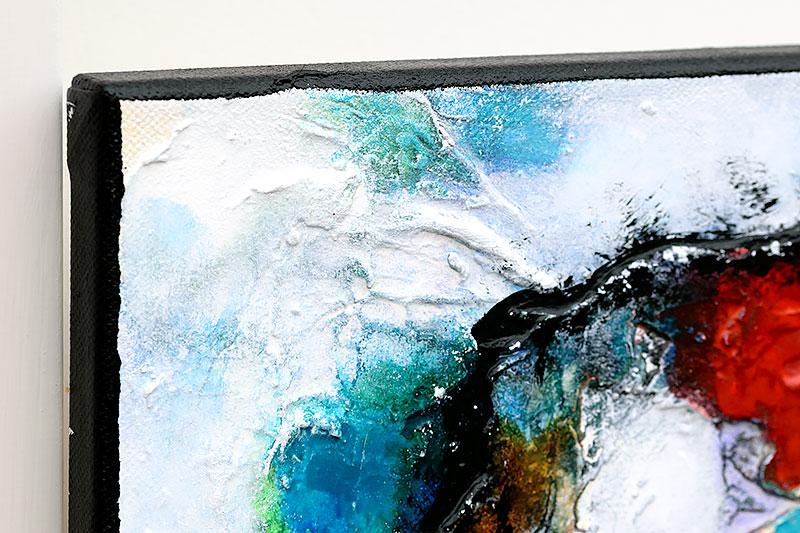 Moderne abstrakte malerier - Diversity V