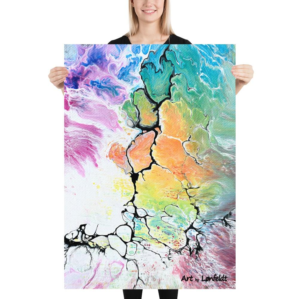 Poster plakat kunsttryk Altitude IV - køb flotte kunstplakater online