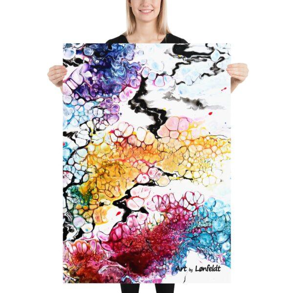 Poster plakat kunsttryk Altitude I - stort udvalg af plakater og posters online