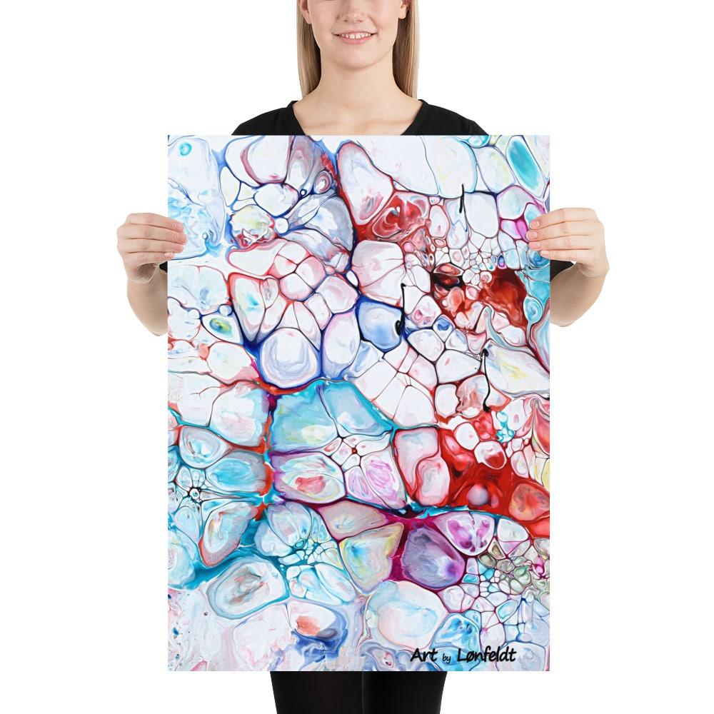 Eksklusive plakater i moderne design Prime III 50x70 cm