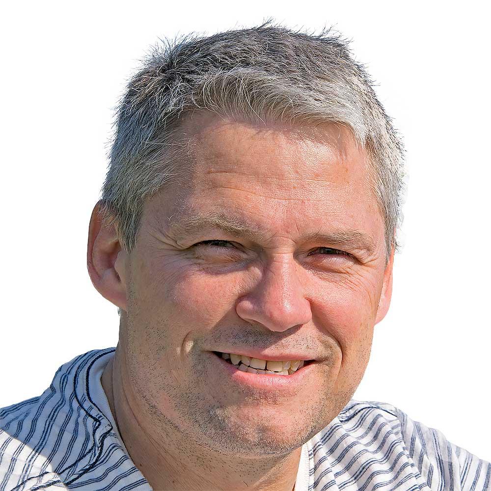 Kunstner Michael Lønfeldt