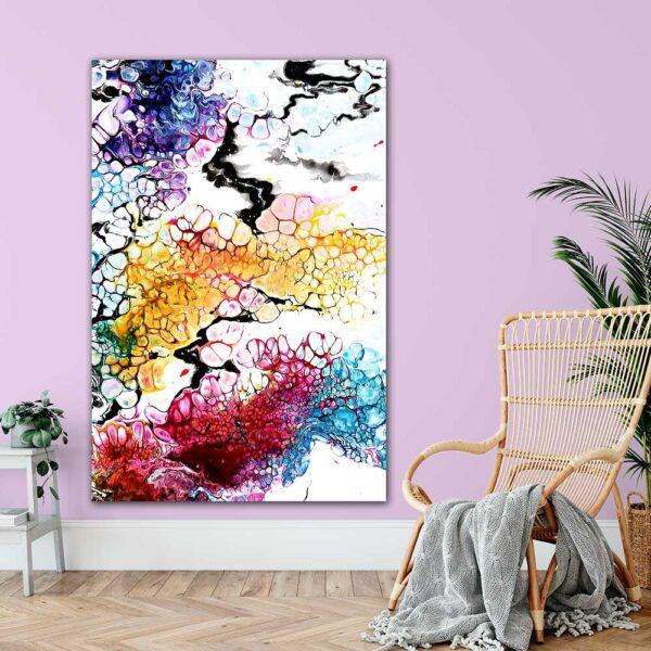 Kæmpe kunst plakater - Altitude I - 100x150 cm