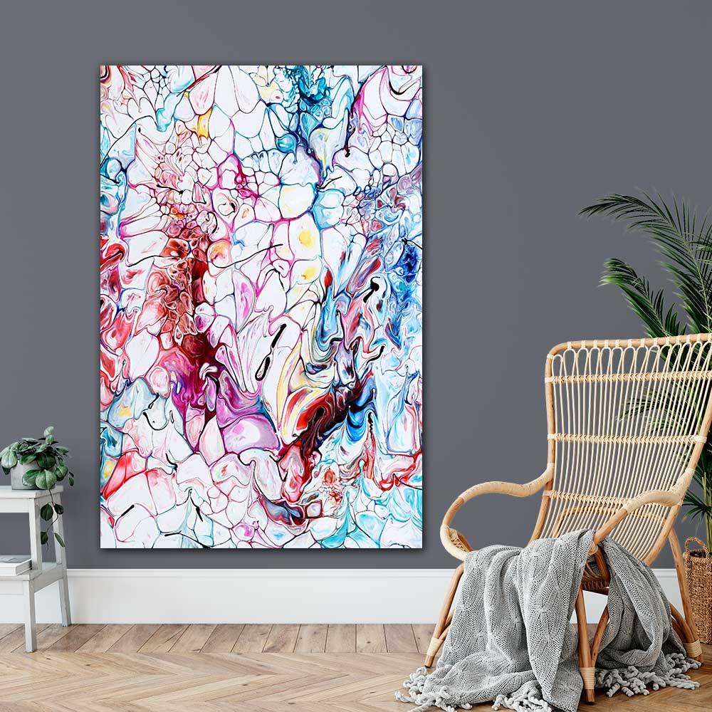 Kunst plakater til salg - Prime I - 100x150 cm