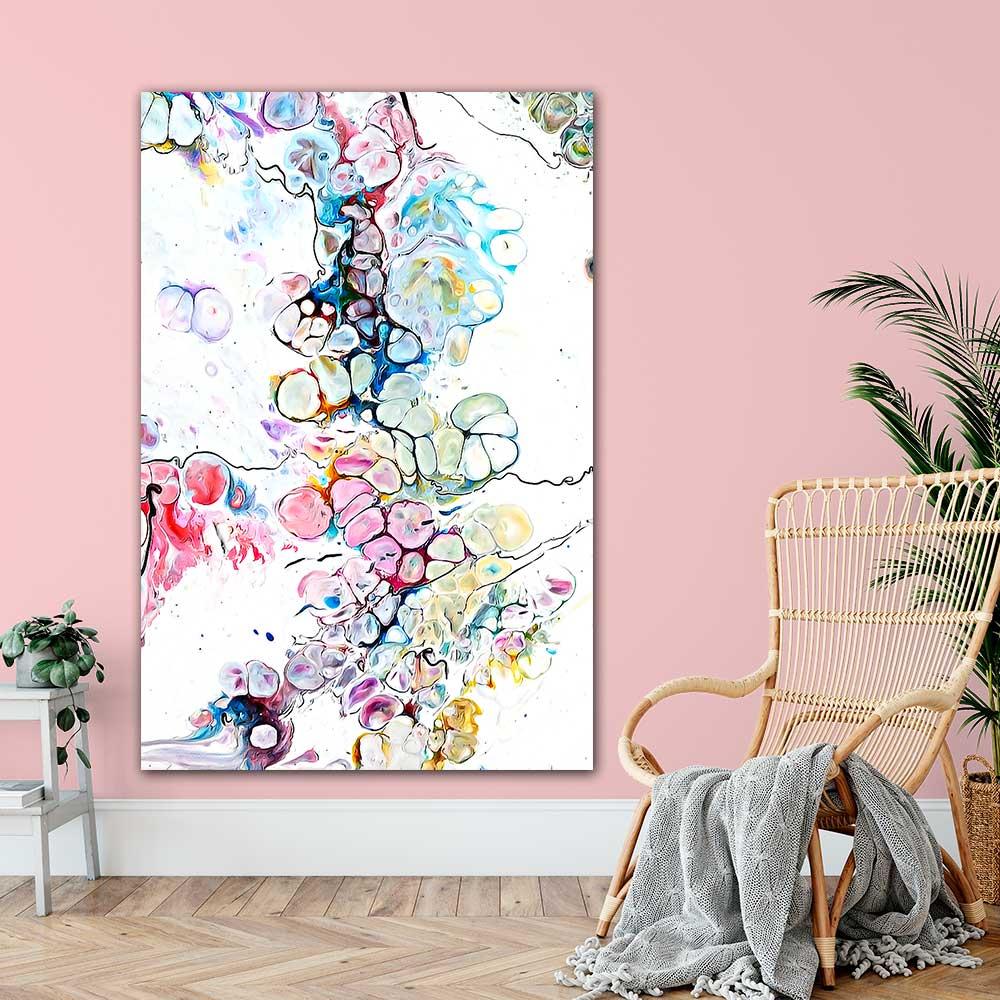 Kunstplakater til soveværelset - Altitude V - 100x150 cm