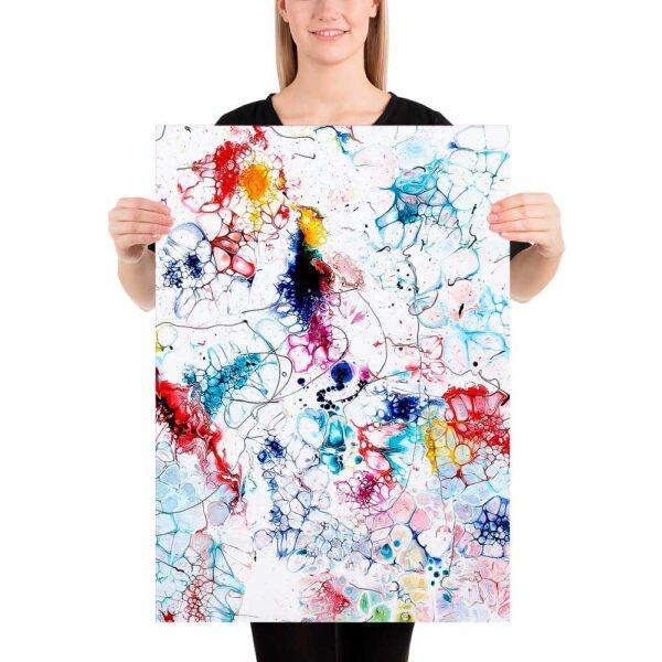 Kunst plakat Elevation I 50x70 cm