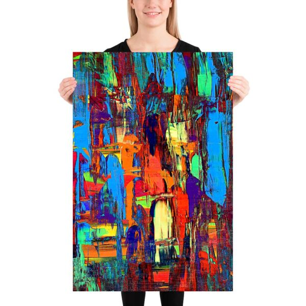 Kunst plakat Fireflies I 60x90 cm
