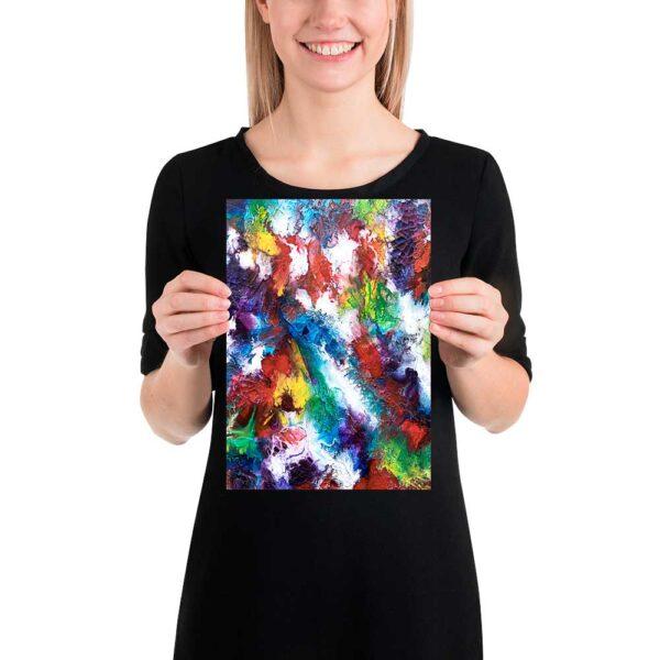 Kunstplakater Horizon I 20x30 cm