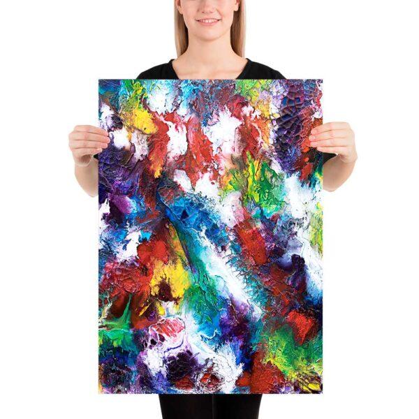 Kunst plakater Horizon I 50x70 cm
