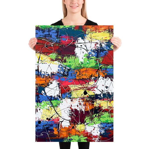 Kunst plakater Vibrant Moor I 60x90 cm