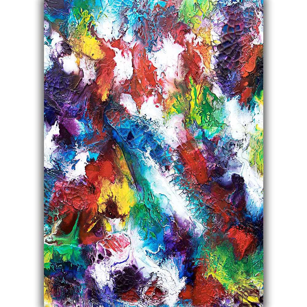 Abstrakte kunstplakater - Horizon I