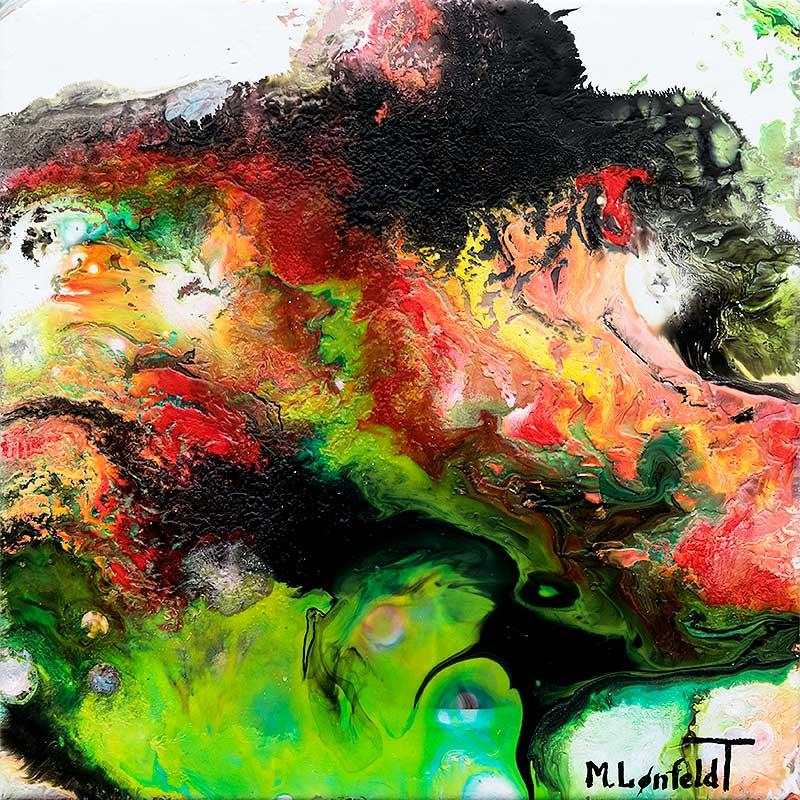 Køb malerier online Nature I 30x30 cm