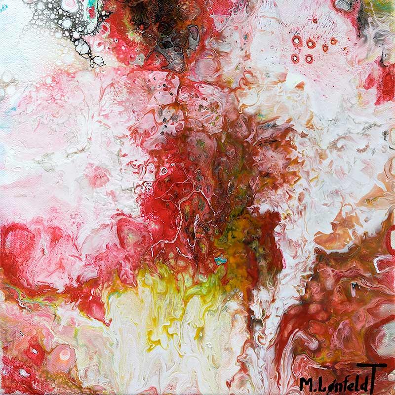 Online galleri med små malerier Nature II 30x30 cm