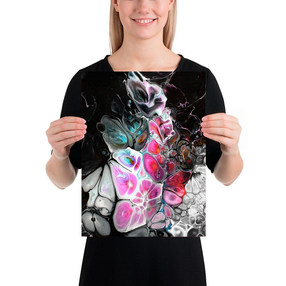 Minder fine art print til billedvæggen i stuen Lights I 30x40 cm