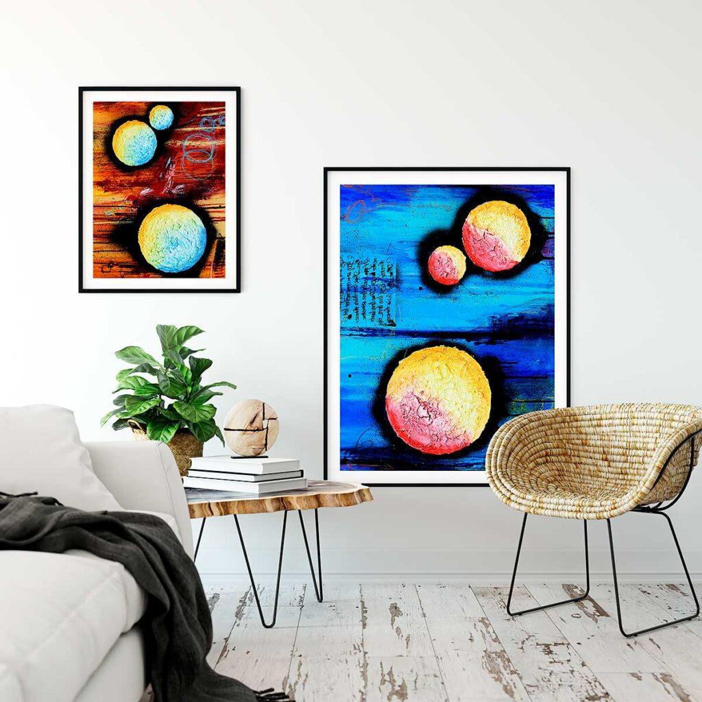 Plakater med kunst til dit hjem
